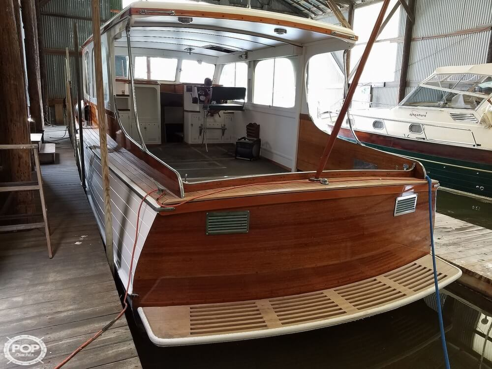 1941 Matthews boat for sale, model of the boat is 38 Cabin Cruiser & Image # 3 of 40