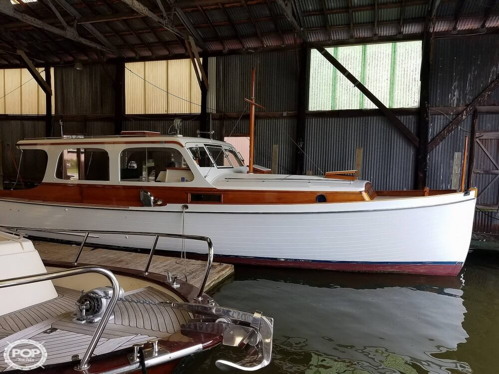 1941 Matthews boat for sale, model of the boat is 38 Cabin Cruiser & Image # 2 of 40