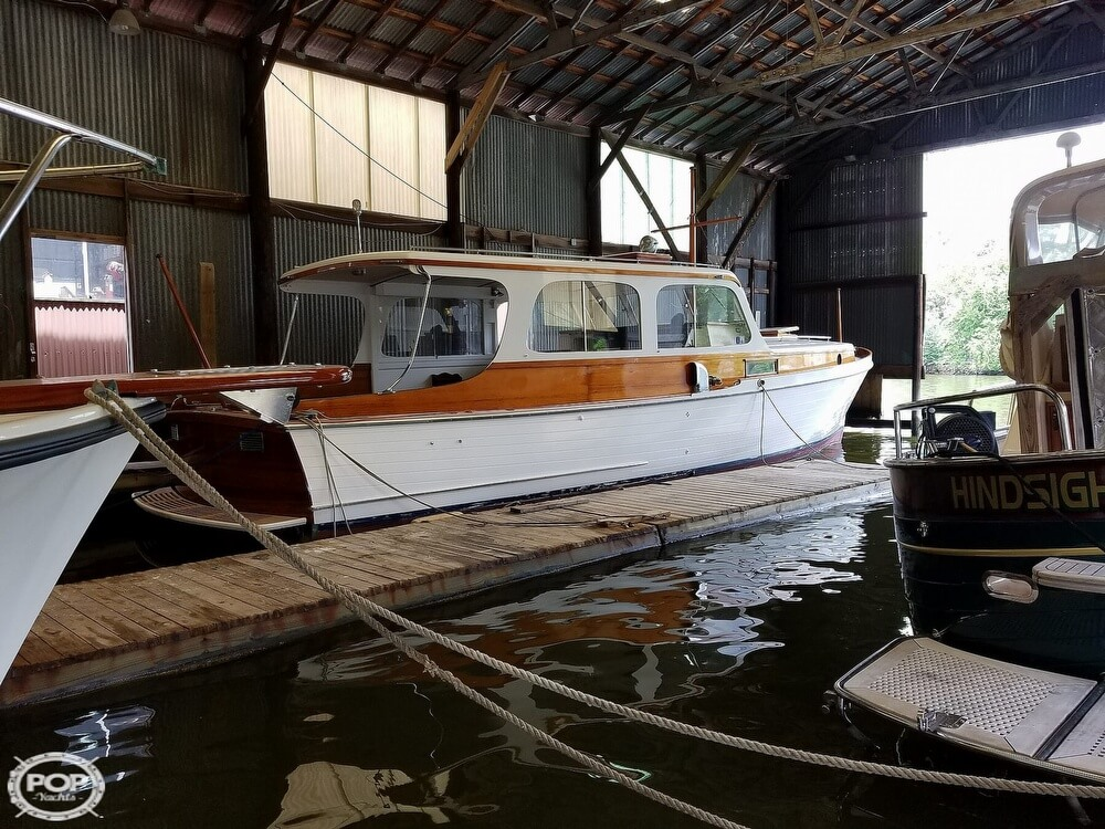 1941 Matthews boat for sale, model of the boat is 38 Cabin Cruiser & Image # 12 of 40