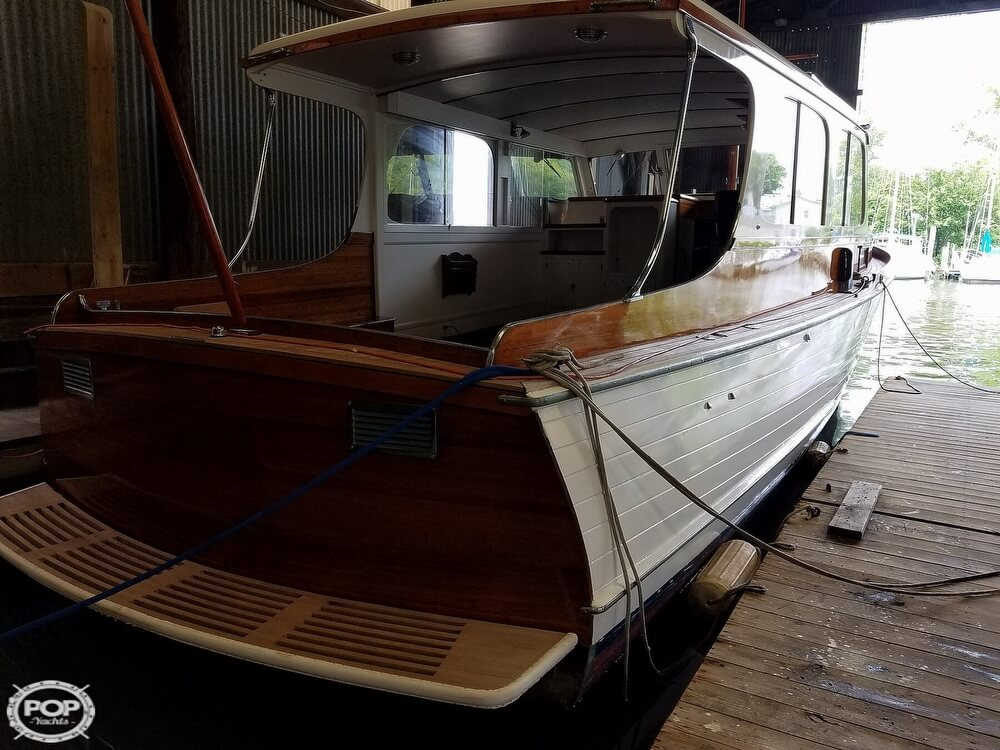 1941 Matthews boat for sale, model of the boat is 38 Cabin Cruiser & Image # 13 of 40