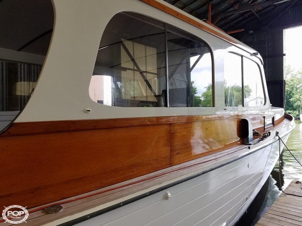 1941 Matthews boat for sale, model of the boat is 38 Cabin Cruiser & Image # 14 of 40