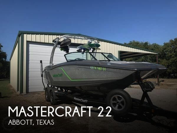 Used Mastercraft Boats For Sale by owner   2016 Mastercraft 22