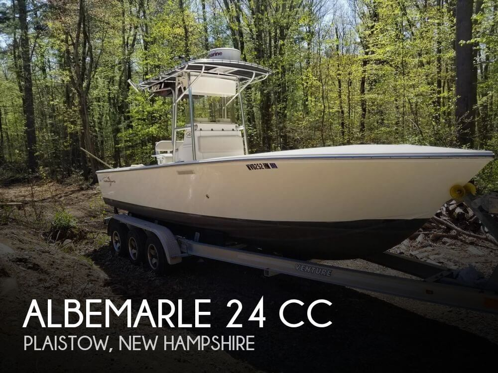 Used Albemarle Boats For Sale by owner | 2008 Albemarle 24