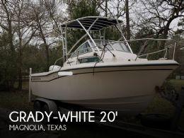 1996 Grady-White 208 Adventure
