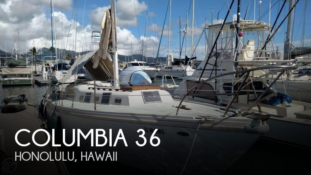 Used Columbia Boats For Sale by owner | 1969 Columbia 36