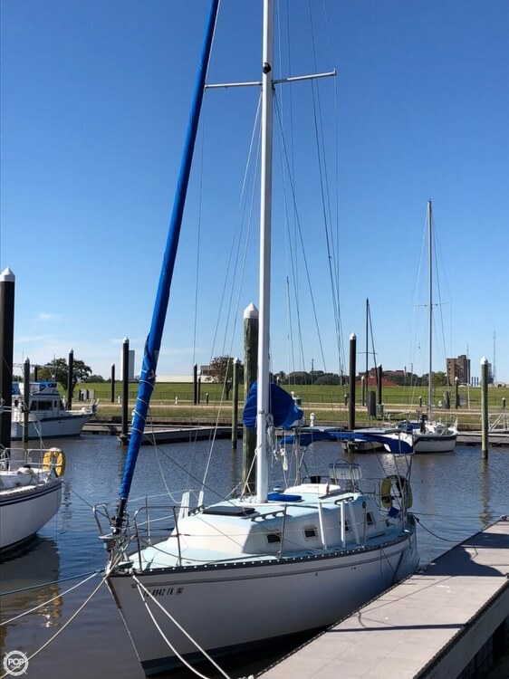 1979 Cherubini boat for sale, model of the boat is 30 & Image # 2 of 26
