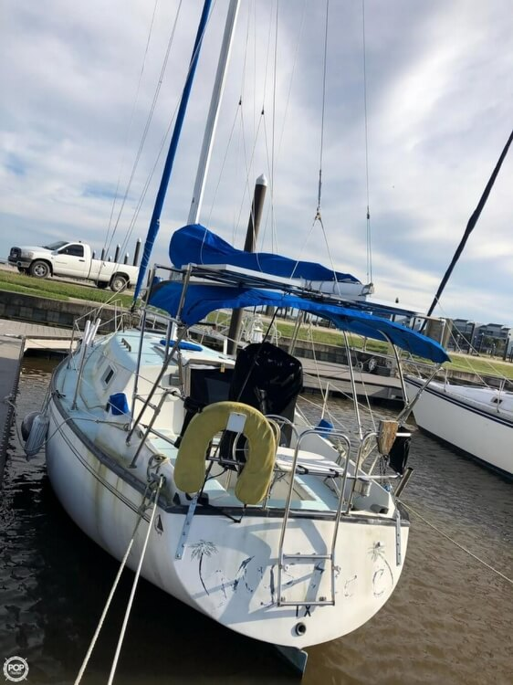 1979 Cherubini boat for sale, model of the boat is 30 & Image # 3 of 26