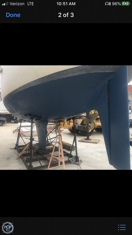 1979 Cherubini boat for sale, model of the boat is 30 & Image # 24 of 26