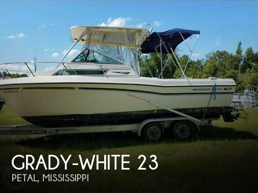 Used Grady-White 23 Boats For Sale by owner | 1989 Grady-White 23
