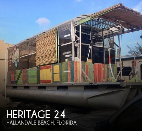 Used Heritage Boats For Sale by owner | 1985 Heritage 24