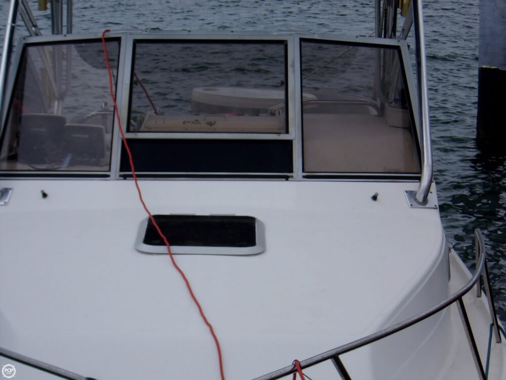 2003 Shamrock boat for sale, model of the boat is 260 Express & Image # 9 of 40