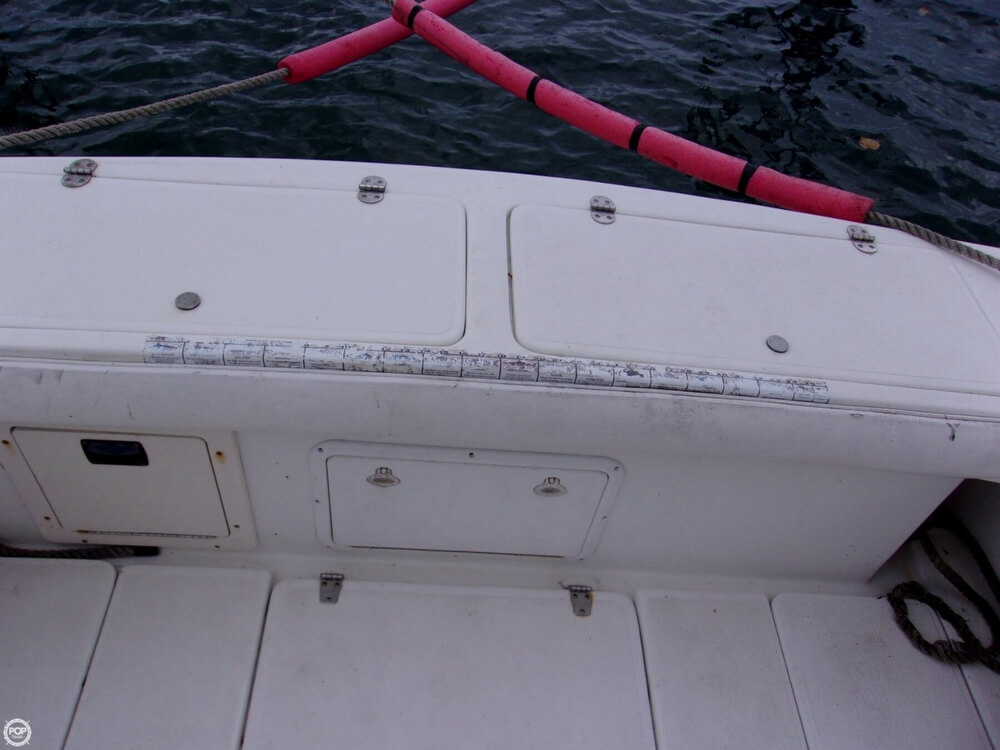 2003 Shamrock boat for sale, model of the boat is 260 Express & Image # 16 of 40