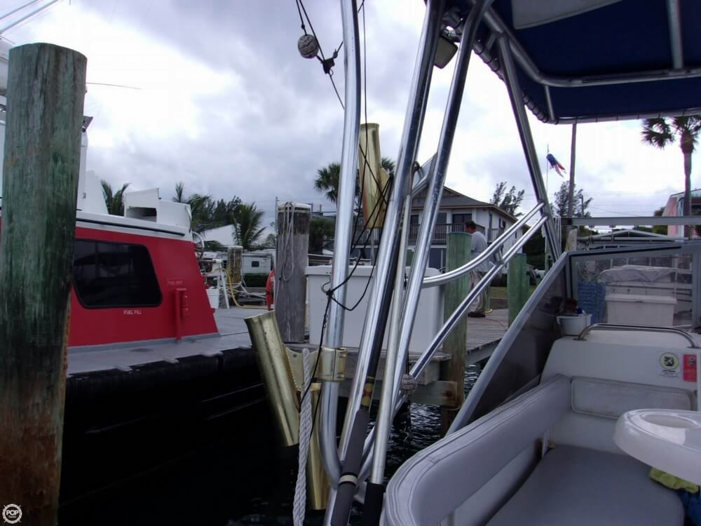 2003 Shamrock boat for sale, model of the boat is 260 Express & Image # 33 of 40