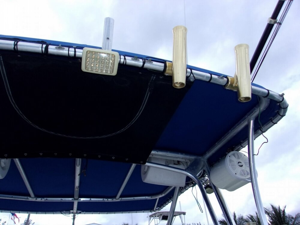 2003 Shamrock boat for sale, model of the boat is 260 Express & Image # 35 of 40