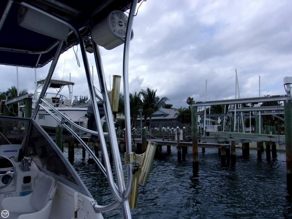 2003 Shamrock boat for sale, model of the boat is 260 Express & Image # 36 of 40