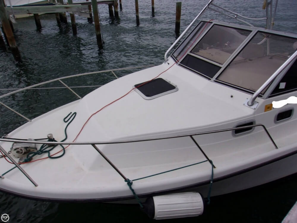 2003 Shamrock boat for sale, model of the boat is 260 Express & Image # 7 of 40