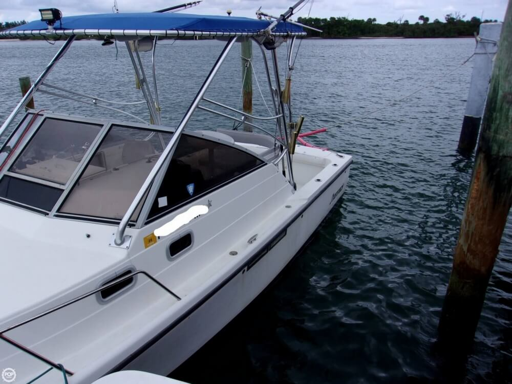 2003 Shamrock boat for sale, model of the boat is 260 Express & Image # 6 of 40