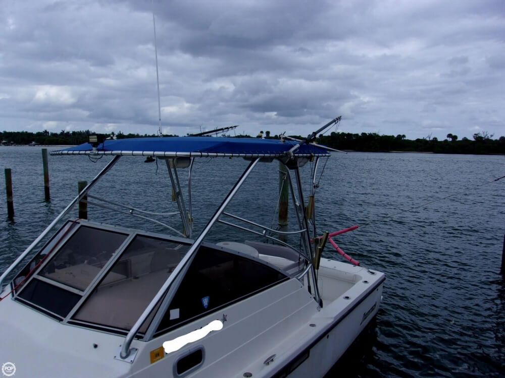 2003 Shamrock boat for sale, model of the boat is 260 Express & Image # 5 of 40