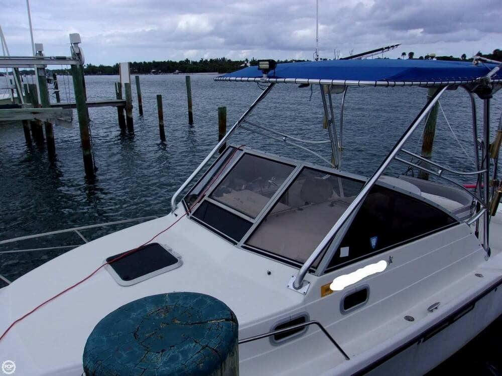 2003 Shamrock boat for sale, model of the boat is 260 Express & Image # 4 of 40
