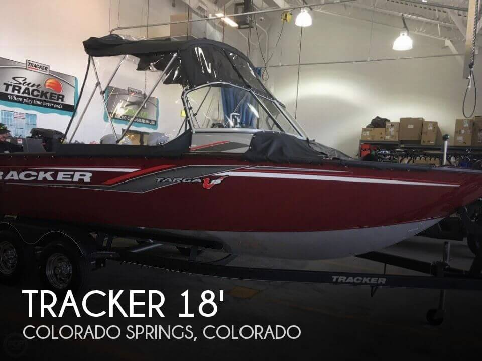 Used Boats For Sale in Colorado Springs, Colorado by owner | 2017 Tracker 18