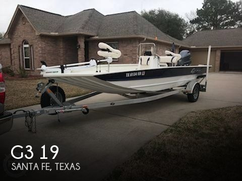 Used G3 Boats For Sale by owner | 2018 G3 19