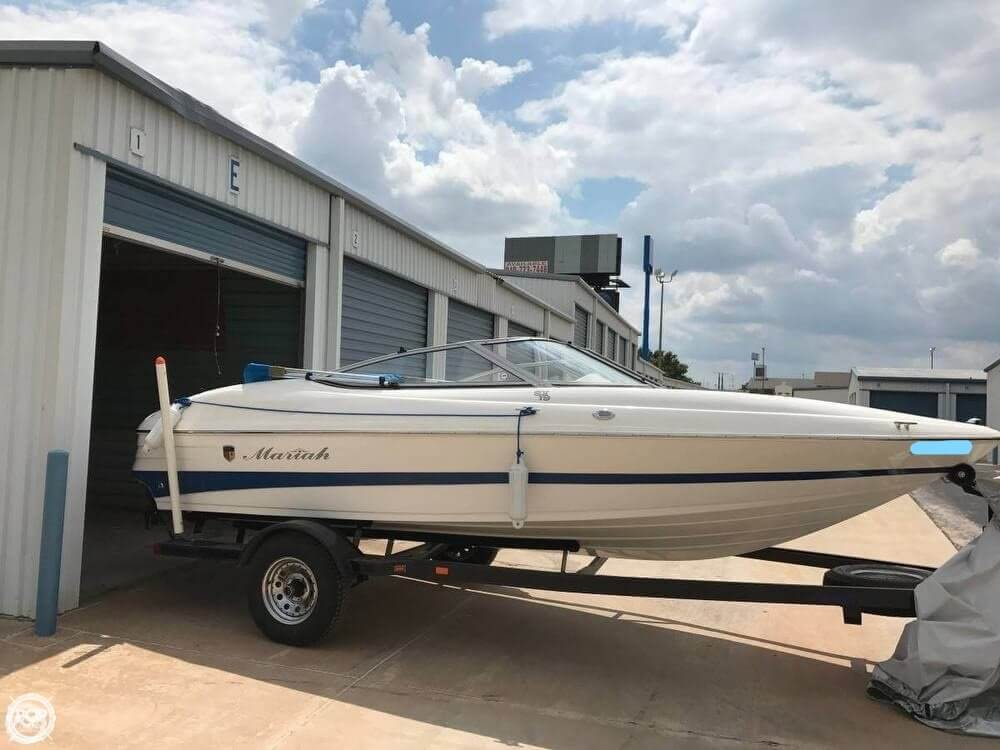 2007 Mariah boat for sale, model of the boat is SX19 & Image # 2 of 25