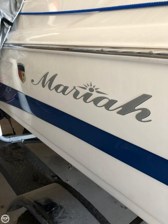 2007 Mariah boat for sale, model of the boat is SX19 & Image # 5 of 25