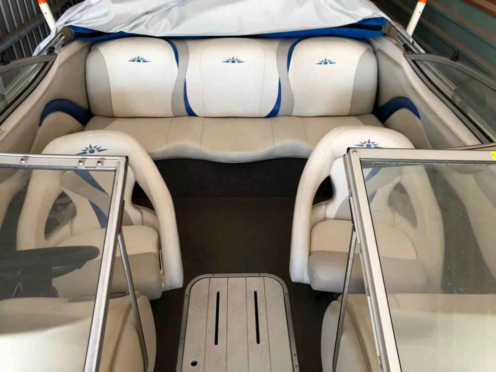 2007 Mariah boat for sale, model of the boat is SX19 & Image # 11 of 25