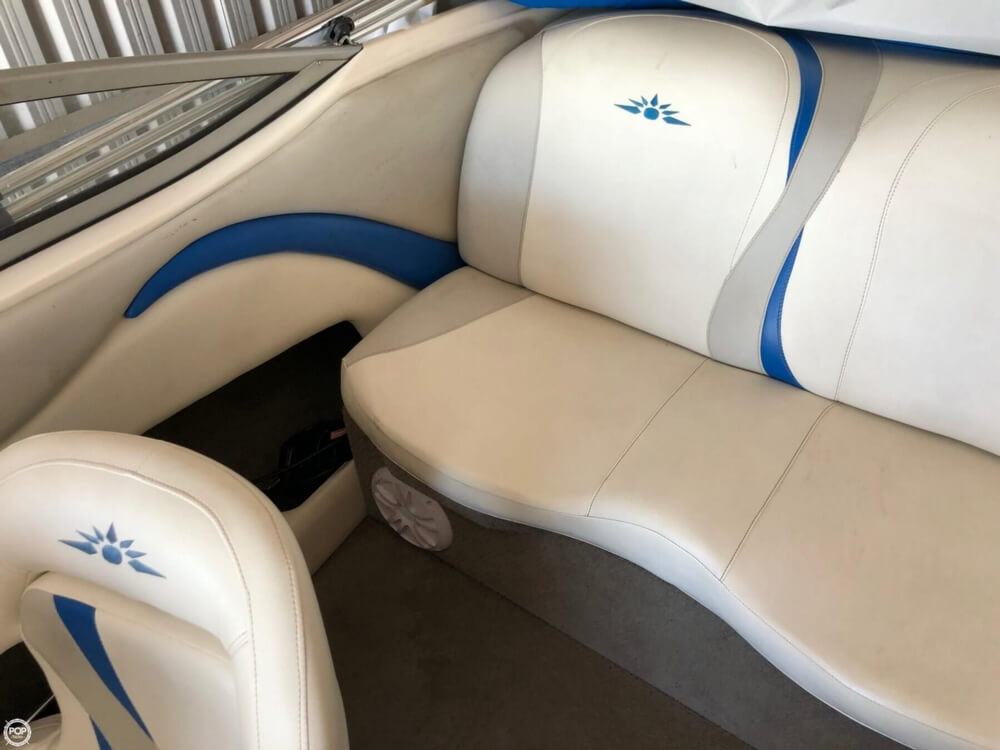 2007 Mariah boat for sale, model of the boat is SX19 & Image # 12 of 25