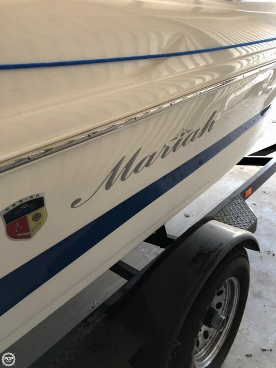 2007 Mariah boat for sale, model of the boat is SX19 & Image # 17 of 25