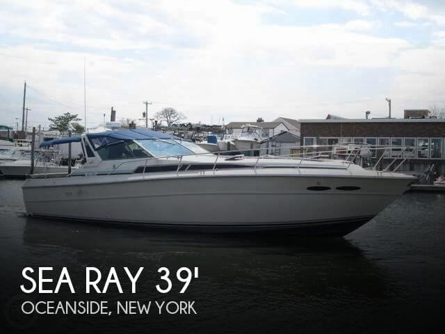 Used Sea Ray 39 Boats For Sale by owner | 1987 Sea Ray 39