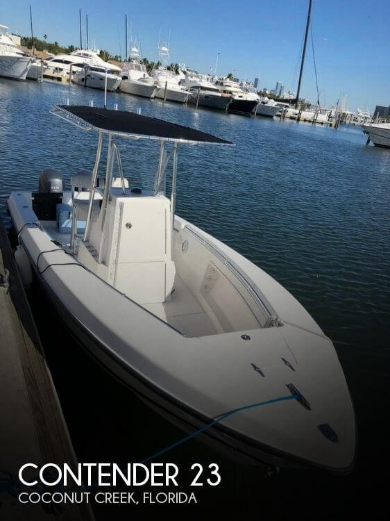 Used Contender 23 Boats For Sale by owner | 2013 Contender 23
