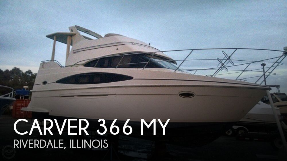 Used Carver 36 Boats For Sale by owner | 2003 Carver 366 MY