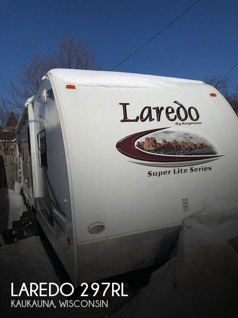 2011 Keystone Laredo 297RL
