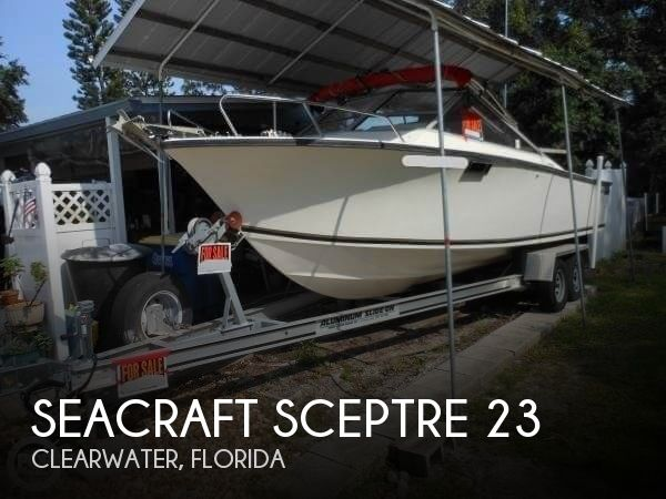 Used SEACRAFT Boats For Sale by owner | 1975 SeaCraft 23