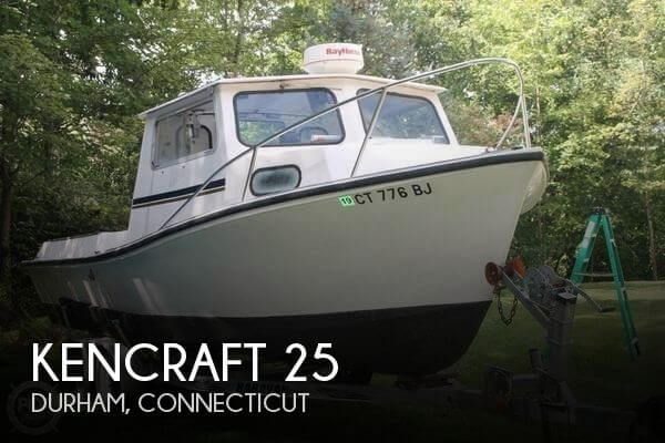 Used Kencraft Boats For Sale by owner | 1986 Kencraft 25