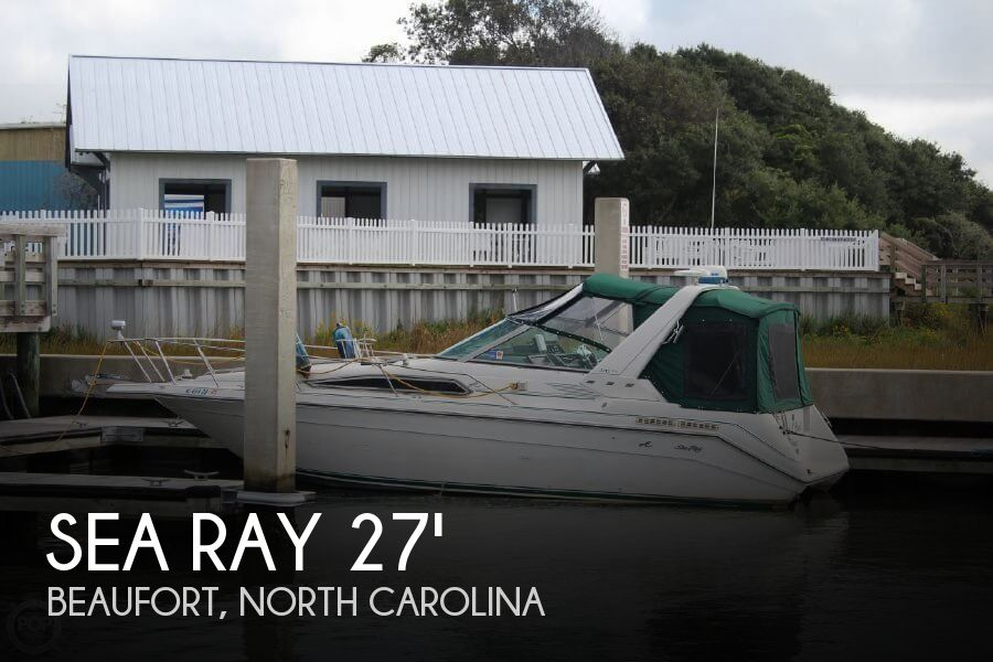 Used Sea Ray Boats For Sale in North Carolina by owner | 1990 Sea Ray 29