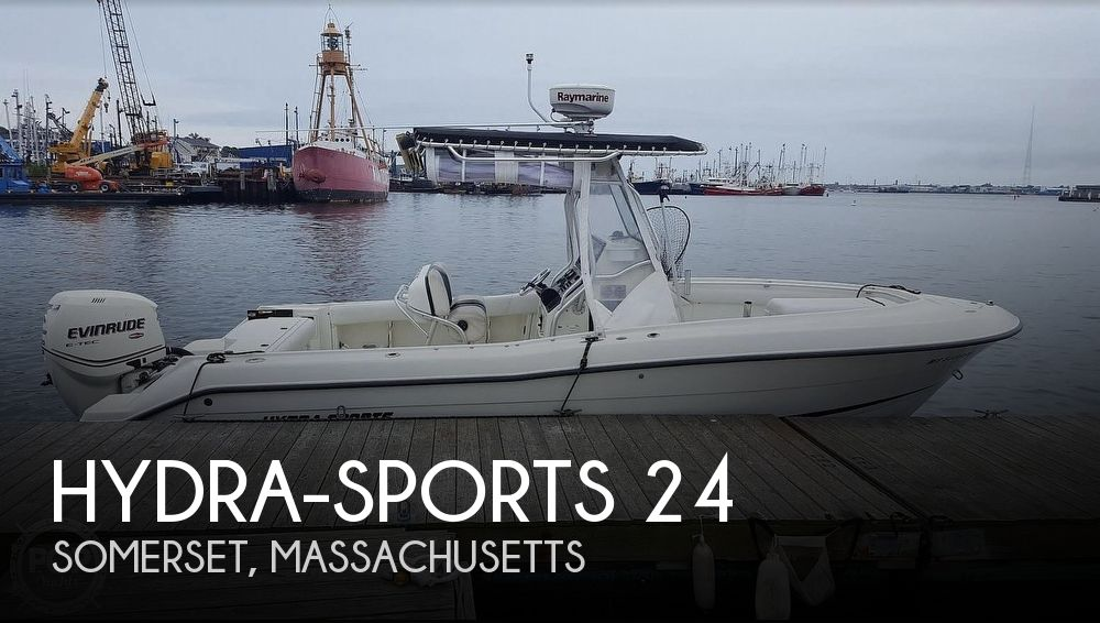 Used Hydra-Sports Boats For Sale by owner | 2001 Hydra-Sports 24