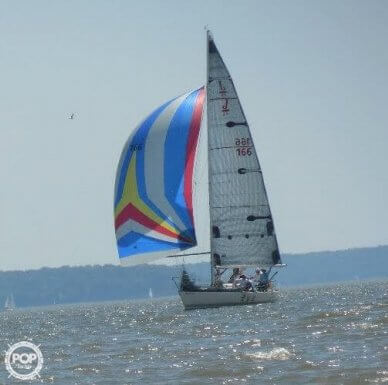 J Boats 29, 29', for sale - $19,750