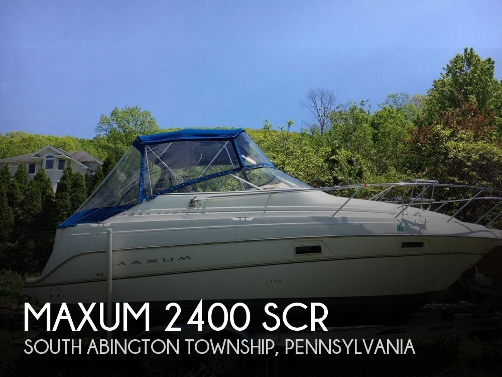 Top Maxum Boats For Sale