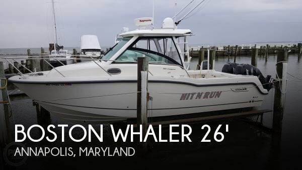 Used Boston Whaler Boats For Sale by owner | 2014 Boston Whaler 285 Conquest