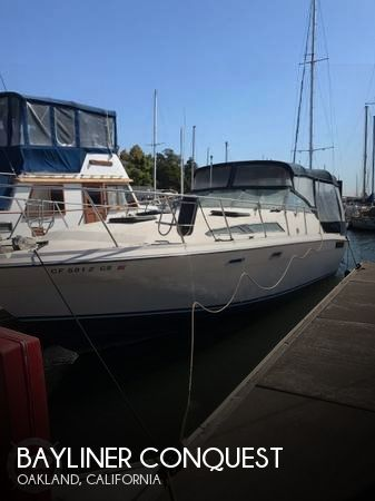 Used Bayliner Boats For Sale in Sacramento, California by owner | 1979 Bayliner 31