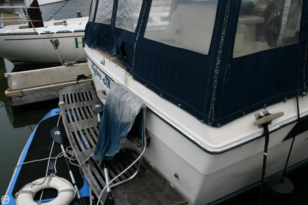 1979 Bayliner boat for sale, model of the boat is Conquest 3150 & Image # 33 of 40