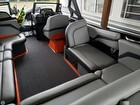 Carpet-snap In, Fold Down Seats