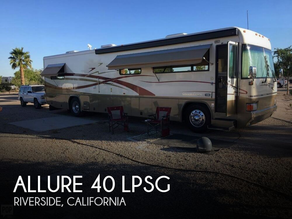 2000 Country Coach Allure 40 LPSG