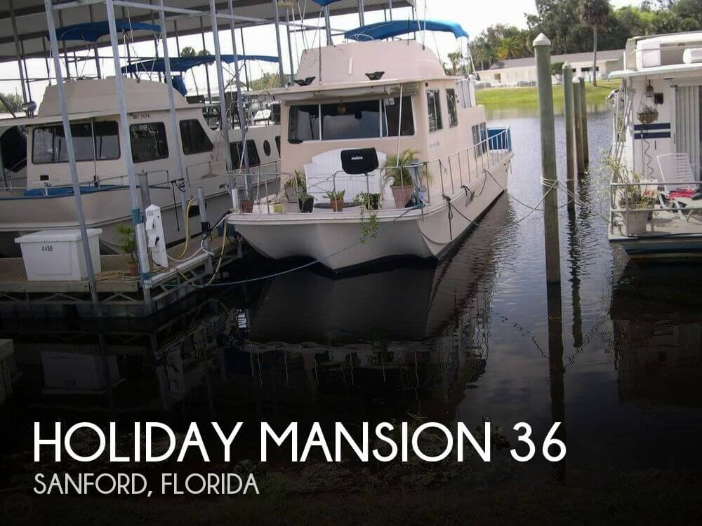 Houseboats For Sale in Palm Bay, Florida | Used Houseboats