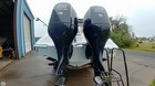 Twin 250 Hp Tohatsu Fourstroke Bought New In 2016