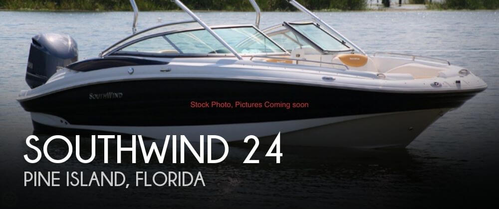 Used Deck Boats For Sale by owner | 2014 Southwind 24