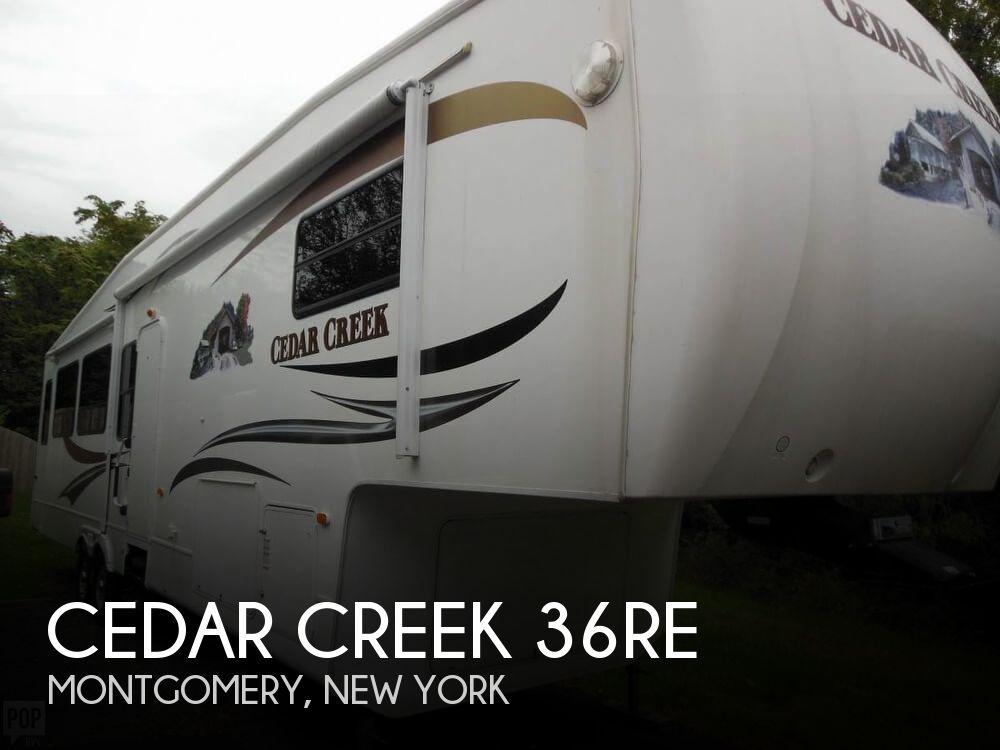 2010 Forest River Cedar Creek 36RE