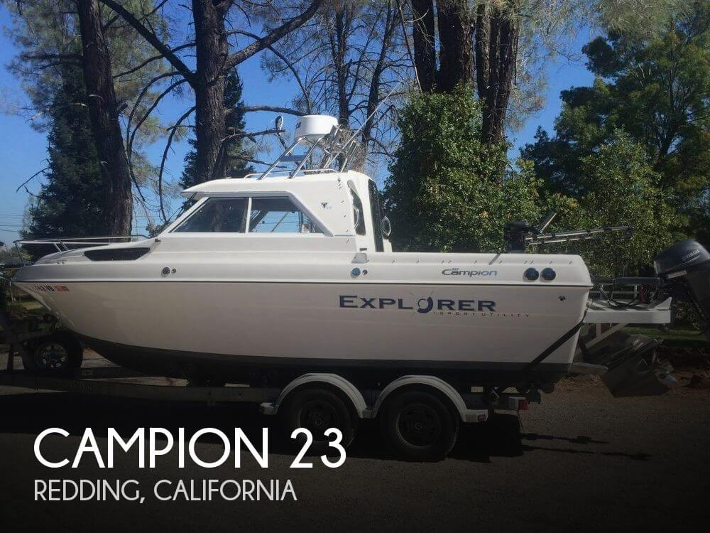Used Campion  Boats For Sale by owner | 2005 Campion 23